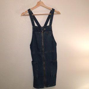 TOPSHOP jean dress